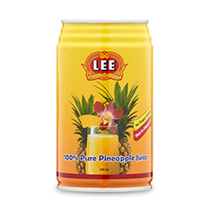 100% Pure Pineapple Juice
